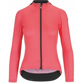 ASSOS UMA GT Maglietta Jersey estiva a maniche lunghe Donna, rosa